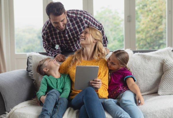 Benefícios para a Família